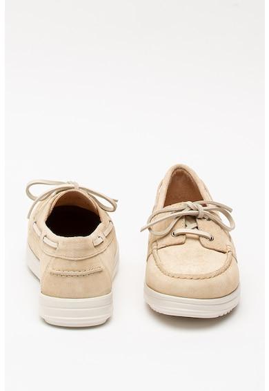 Geox Genova nyersbőr vitorlás cipő női