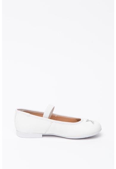 Geox Plie pántos műbőr cipő Lány