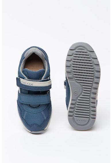 Geox Alben tépőzár textil és műbőr sneaker Lány