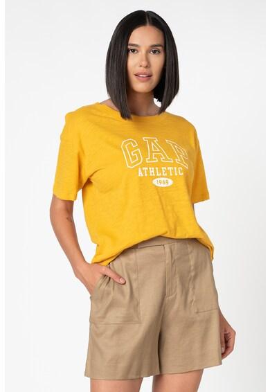 GAP Tricou cu imprimeu logo Femei
