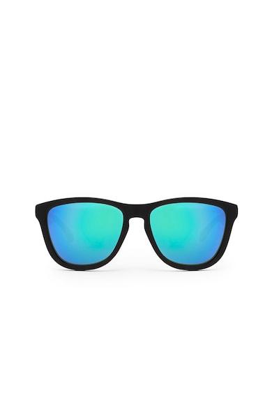 Hawkers Ochelari de soare patrati unisex cu lentile polarizate Carbon Femei