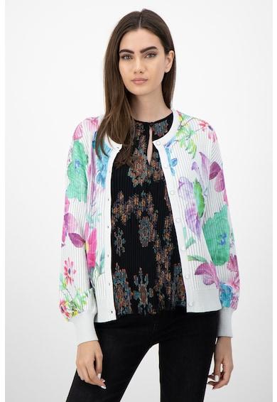 DESIGUAL Cardigan cu model floral Femei