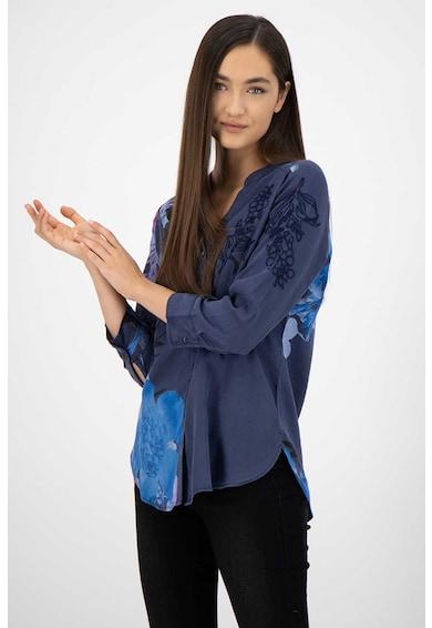 DESIGUAL Camasa din lyocell cu model floral Femei