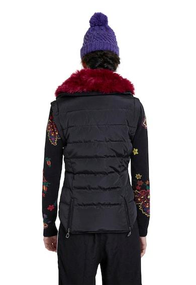 DESIGUAL Könnyű dzseki kötött ujjakkal női