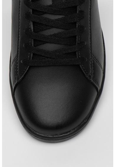 Lacoste Pantofi sport din piele si piele ecologica cu aplicatie logo Carnaby Femei