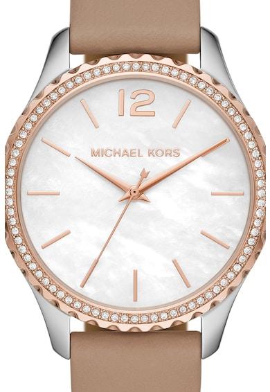Michael Kors Analóg karóra bőrszíjjal női