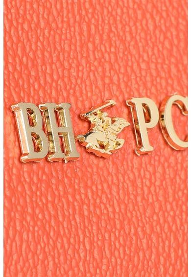 Beverly Hills Polo Club Geanta crossbody din piele ecologica cu canaf Femei