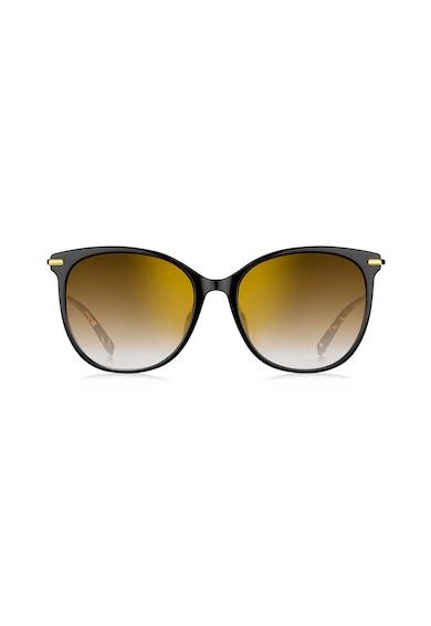 Max Mara Ochelari de soare cu lentile in degrade Femei