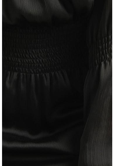 NA-KD Rochie din crep cu insertie elastica Femei