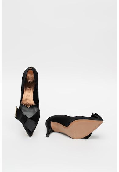 Ted Baker Обувки Zafia с остър връх и сатиниран ефект Жени