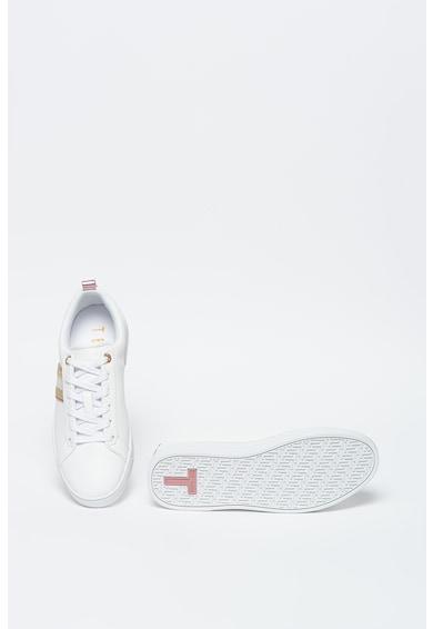 Ted Baker Pantofi sport de pele cu detalii stralucitoare Baily Femei