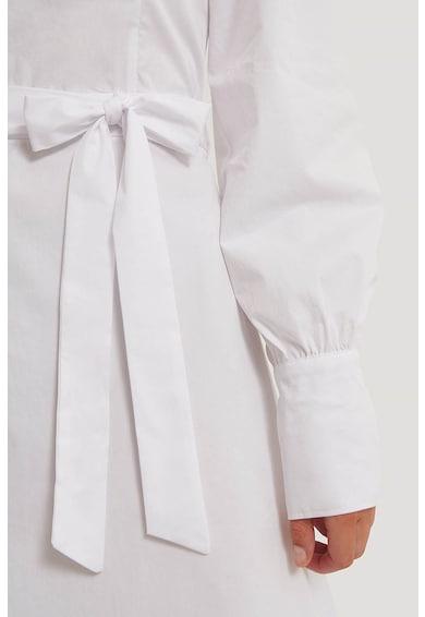 NA-KD Rochie mini cu cordon in talie Femei