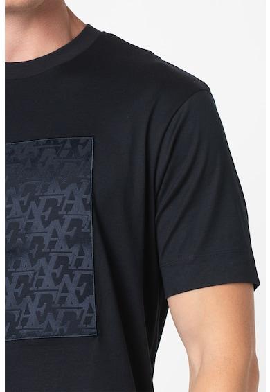 Emporio Armani Tricou cu imprimeu logo Barbati