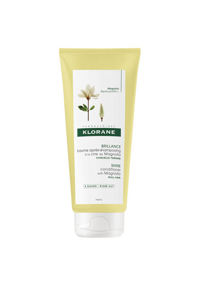 Klorane Balsam  cu extract de magnolie pentru par lipsit de vitalitate, 200 ml Femei