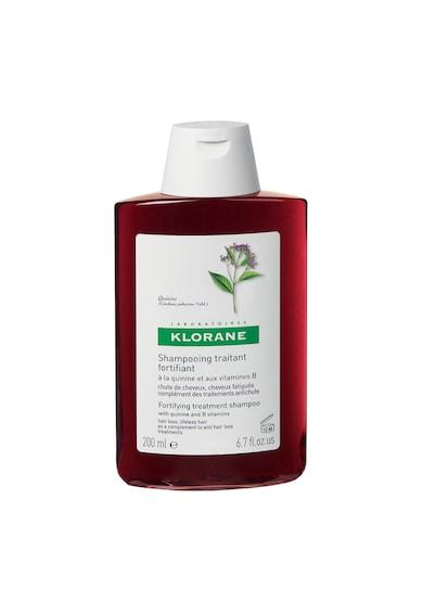 Klorane Sampon  cu extract de quinina si vitamina B6 impotriva caderii parului Femei