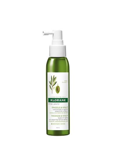 Klorane Spray  cu extract de ulei de masline pentru par degradat, 125 ml Femei