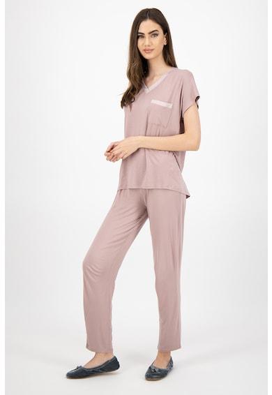 ESPRIT Bodywear Tricou si pantaloni de pijama Femei