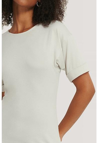 NA-KD Testre simuló ruha hátul kivágással női