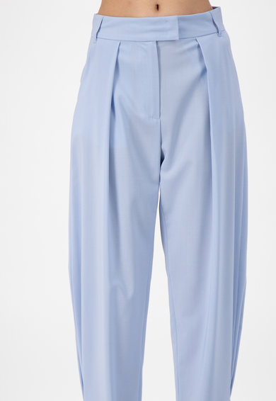 Max&Co Pantaloni conici din amestec de lana Femei