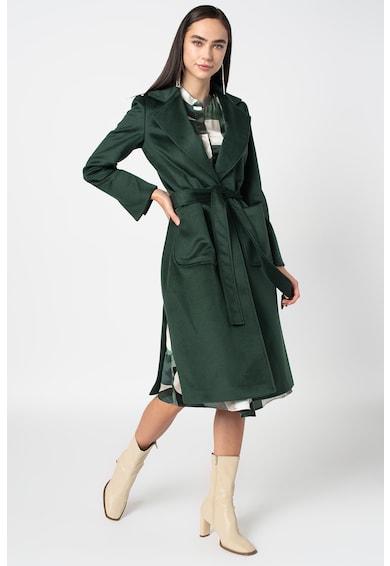 Max&Co Runaway gyapjútartalmú kabát foltzsebekkel női