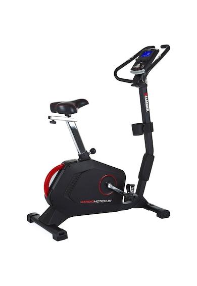 Hammer Bicicleta fitness magnetica  Cardio Motion BT, ergometru, volanta 8kg, greutate maxima utilizator 130kg Femei