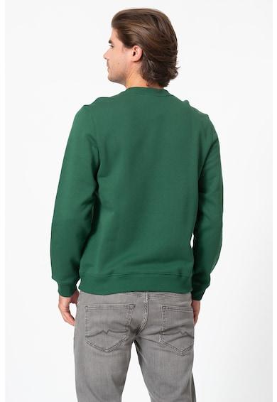 Lacoste Bluza sport de bumbac cu imprimeu logo Barbati