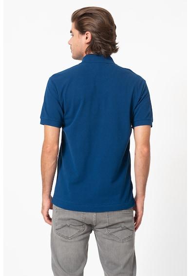 Lacoste Galléros póló kis logós foltrátéttel férfi