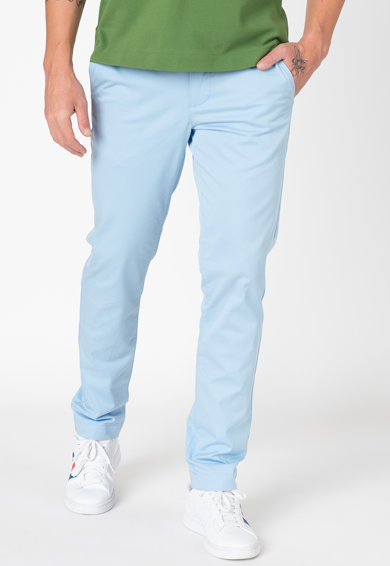 Lacoste Панталон чино по тялото Мъже