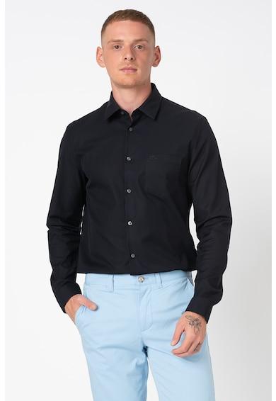 Lacoste Риза от поплин със стандартна кройка Мъже