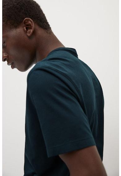 Mango Bellow normál fazonú kerek nyakú póló férfi