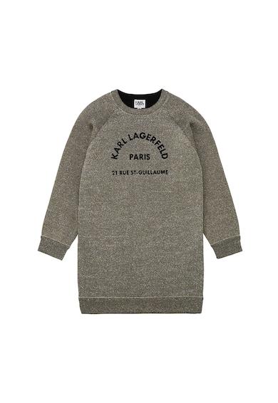 Karl Lagerfeld Logómintás pulóver 1 Lány