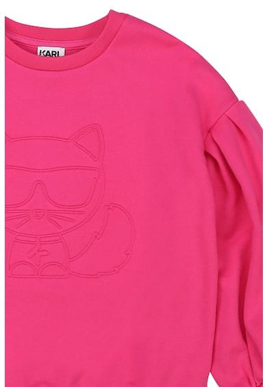 Karl Lagerfeld Bő ujjú pulóver Lány