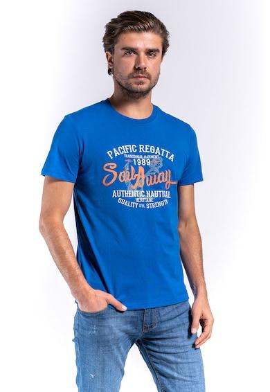 Kenvelo Tricou cu imprimeu grafic 6 Barbati