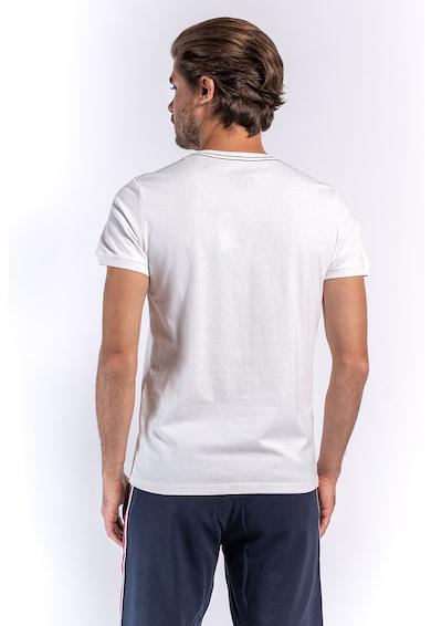 Kenvelo Tricou cu imprimeu grafic 4 Barbati