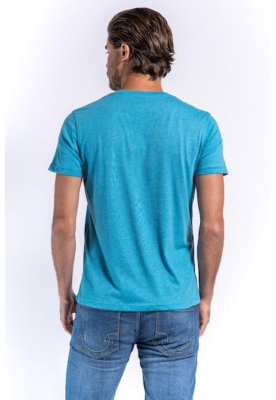 Kenvelo Kerek nyakú mintás póló 10105469 férfi