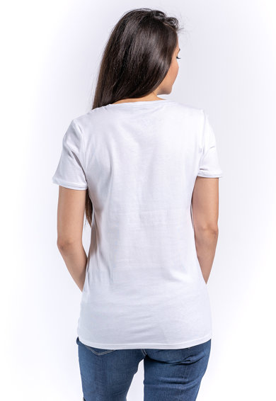Kenvelo Tricou regular fit cu imprimeu grafic Femei