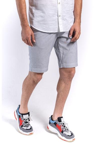 Kenvelo Csíkos bermudanadrág férfi