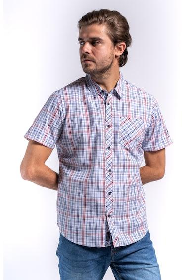Lee Cooper Риза на каре без ръкави Мъже