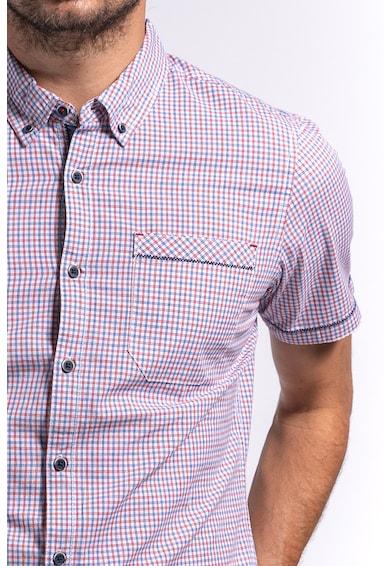 Lee Cooper Риза с къси ръкави и джоб отпред Мъже