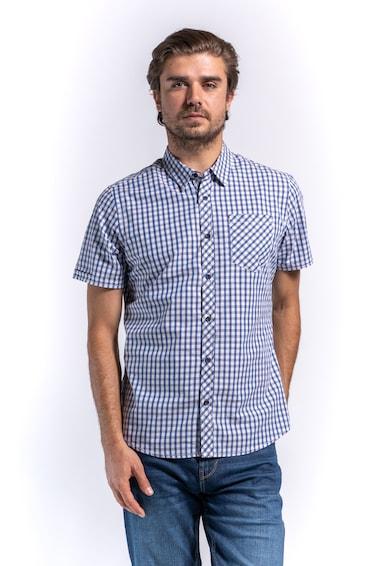 Lee Cooper Десенирана риза с остра яка Мъже