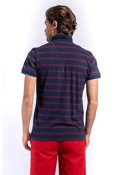 Lee Cooper Тениска на райе с яка Мъже