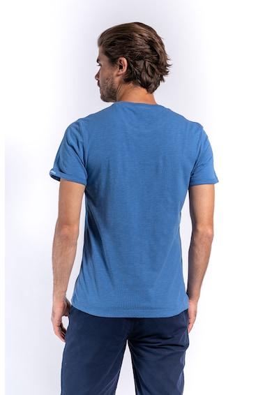 Lee Cooper Тениска с овално деколте и джоб отпред Мъже