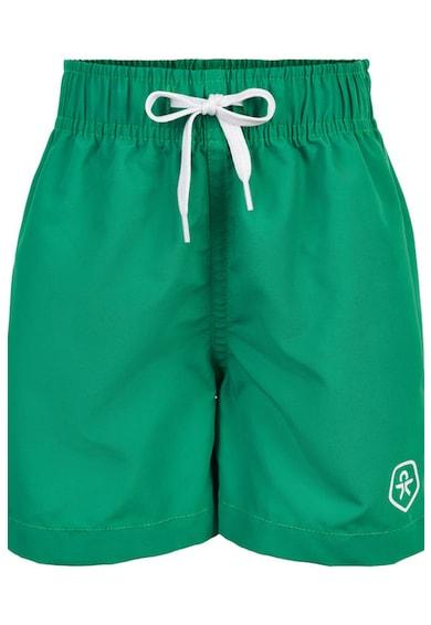 Color Kids Pantaloni scurti de baie, cu snur in talie Baieti