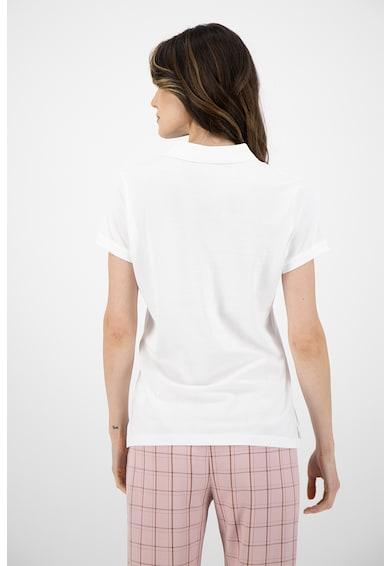 Gant Tricou polo din material pique Femei
