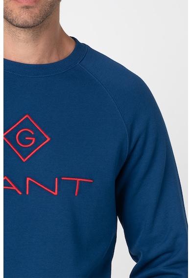 Gant Bluza sport cu logo brodat Barbati