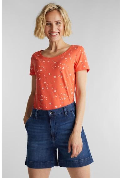 Esprit Virágmintás póló női