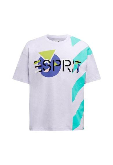 EDC by Esprit Tricou lejer cu imprimeu logo Barbati