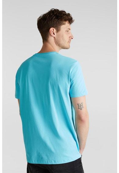 EDC by Esprit Tricou cu imprimeu foto si logo Barbati