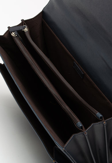 Pierre Cardin Texturált hatású műbőr oldaltáska férfi