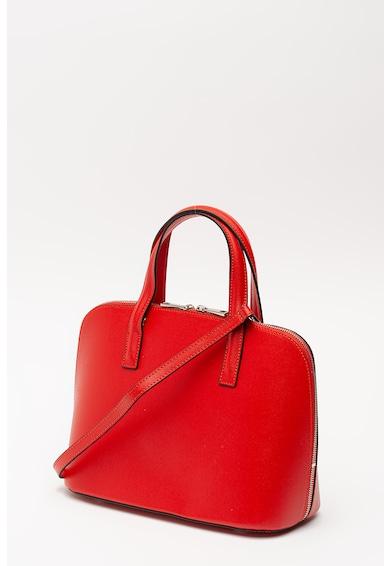 Pierre Cardin Virágmintás texturált bőrtáska női